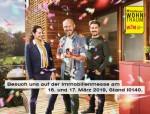 Wiener Immobilienmesse 2019, 16. - 17. März 2019